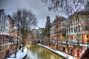 city of canal by LOKA84