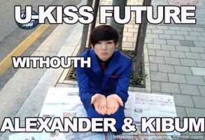 U-Kiss future by JazzehChan-Nya