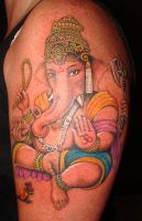 color ganesh by asussman
