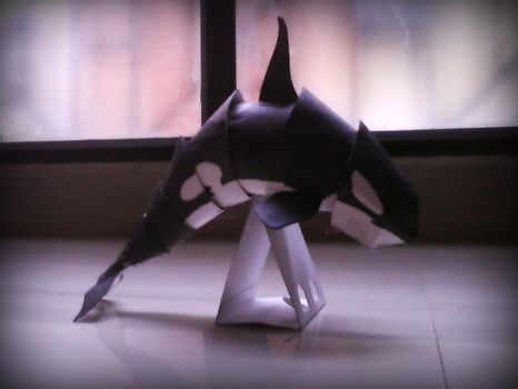 Orca toy by Simba022