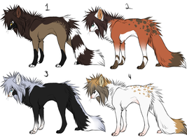 'Natural' scene dog designs by eco226
