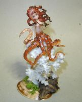 Octopus Mermaid 2 by Fairiesworkshop