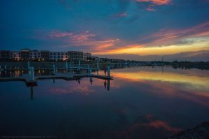columbia point marina by bimjo