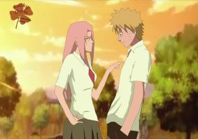 You are mine okay- Narusaku by CaiLiDeVeL