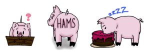 HAMS Trio by KM-Galleries