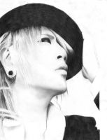 Ruki from the Gazette by iyka
