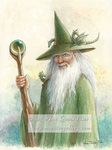 The Wizard Onisyus by MoontoeFairy