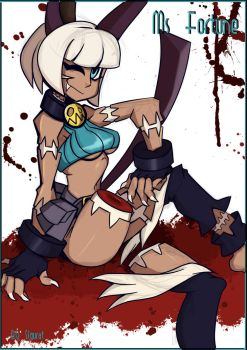 Ms Fortune by sigurat