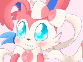 Sylveon by FairyJonke