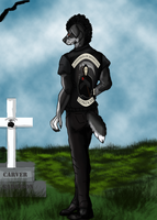 Paying Respects by lighteningfox