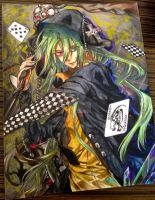 Ukyo from: Amnesia by haruukaa