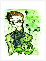 The Riddler by Danielle-chan