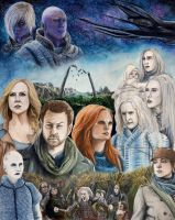 Defiance Season 3 by studioofmm