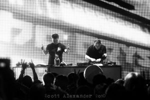 The Crystal Method.. by straightfromcamera