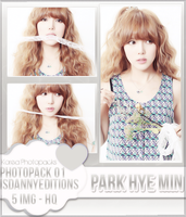 Park Hye Min (ULZZANG) - PHOTOPACK#01 by JeffvinyTwilight