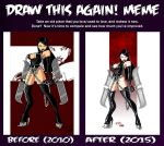 Draw this again Vampblade July 2015 by VPizarro626