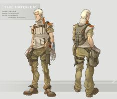 the Patcher by Kira-Mayer