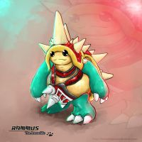 Rammus: The Armordillo by TheBookofGenesis