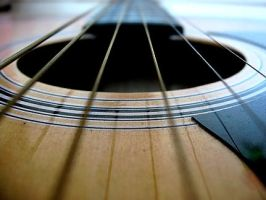 guitar . by helenicous