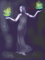 Servant of Hecate by Jenny42