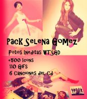 Pack Selena Gomez by A8Belieber