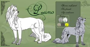 Lumo .:Reference sheet:. by Saiccu