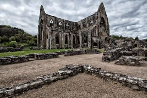 Tintern Abbey Triangle by CharmingPhotography
