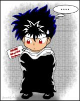 Hiei for Sale by Misaki-chi