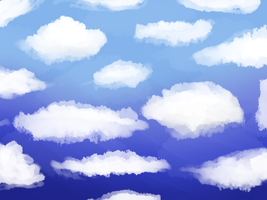 Clouds by theultimatefailure