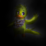 Half-Assed Chica in The Dark by o0Major-Meilani0o