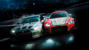 Need for Speed Shift 2 HD by legendasfp