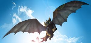 Toothless by Laffy-Taffy247