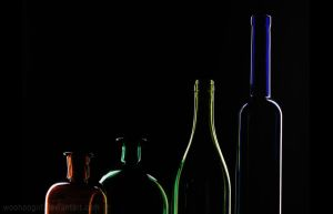 Glass still life 4 by WooHooGirl