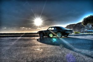 67 Firebird by K1ntar