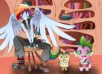 Let's Chair For The Wonderbolts by thegreatrouge