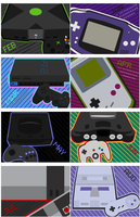 Console Calendar 2010 - Part 1 by Mastastealth