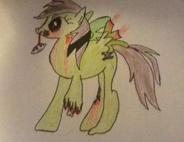 Zombie My Little Pony by Wallsofjericho316
