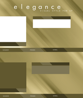 Elegance Mock up by Desktology