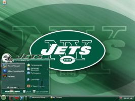 The Jets by graffitimaster