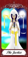 PP Tarot Event - Justice by Adriyel-chan