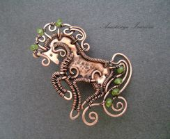 brooch horse2 by nastya-iv83