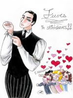 Jeeves + Shirtsleeves : LUV by Mistress-D