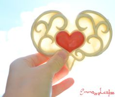 Heart Piece Close-Up by Emma-Is-A-Leaf