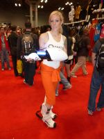 Chell from Portal by nx20