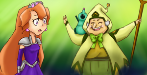Welcome to Gem World by queenmeisterladymeis