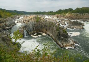 Great Falls National Park by rlkitterman