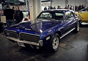 Mercury Cougar by Csipesz