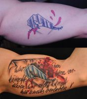 razorblade cover up by Robert-Franke