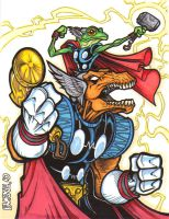 Thors by Burke73