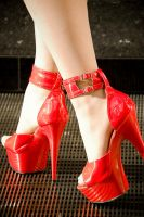 red heels by ZenonSt